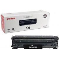 Tóner Canon 125 - Color Negro - para Impresoras Lá